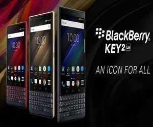 طرح هاتف BlackBerry KEY2 LE في أسواق منطقة الشرق الأوسط