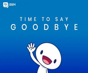 تطبيق BlackBerry Messenger يتوقف عن العمل رسمياً في ...