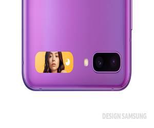 قصة تصميم Galaxy Z Flip مستوحاة من الموضة، وتصميم المفصل ...