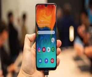 الهاتف Galaxy A30 يبدأ بدوره بتلقي تحديث Android 10 الرسم...