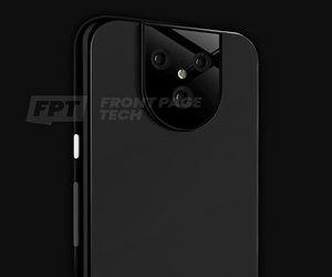 تسريب صورة للهاتف Google Pixel 5 XL، وسيأتي بثلاث كاميرات...