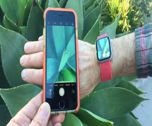 كيف يمكنك استخدام Apple Watch للتحكم في كاميرا آيفون؟