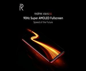 Realme تقدم هاتف Realme X50 Pro قريباً بمعدل تحديث 90Hz