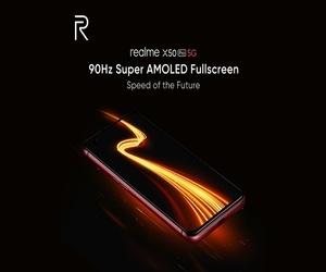 Realme تؤكد لنا قدوم Realme X50 Pro 5G مع شاشة 90Hz Super...