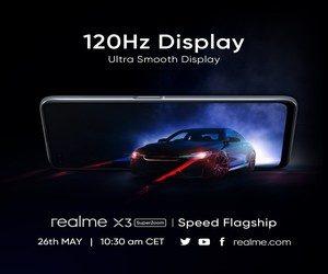 Realme تؤكد بعض مواصفات الهاتف Realme X3 SuperZoom في ملص...