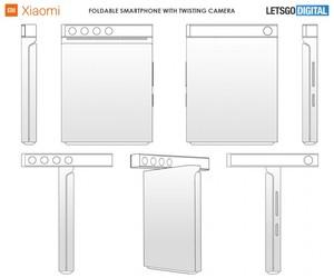 تُظهر براءة إختراع جديدة من Xiaomi هاتفًا قابلاً للطي بتص...