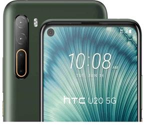 الإعلان الرسمي عن هاتفي HTC U20 5G وHTC DESIRE 20 PRO