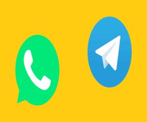 5 ميزات يتفوق بها تطبيق تيليجرام على واتساب