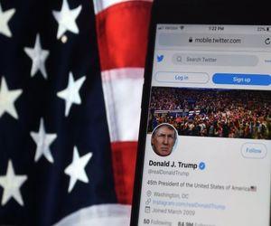 تويتر ترفق إخلاء مسؤولية مع تغريدة للرئيس ترامب