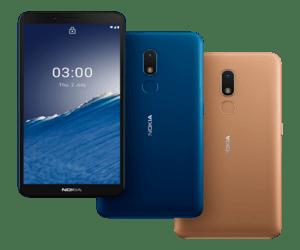 نوكيا تكشف عن هاتف Nokia C3 بنظام أندرويد 10 وتعلن إ...