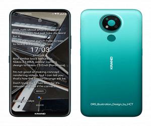 تسريبات مصورة تكشف عن تصميم هاتف Nokia 3.4 المرتقب م...