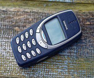 نوكيا 3310 يبلغ اليوم العشرين من عمره