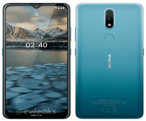 أول الصور المسربة لهاتف Nokia 2.4 بمستشعر للبصمة في ...