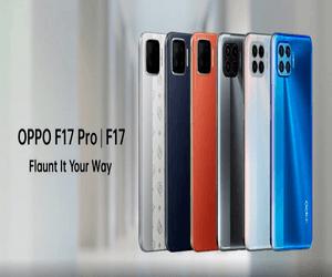 Oppo تقدم هاتفي Oppo F17 وOppo F17 Pro بكاميرة رباعي...