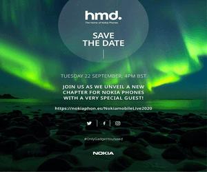 HMD تحدد يوم 22 من سبتمبر لإطلاق هاتف Nokia 7.3