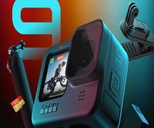 GoPro تطلق كاميرا HERO 9 Black جديدة مع فيديو بدقة 5...