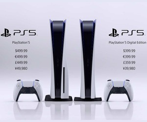 سوني تطلق PS5 في 12 نوفمبر مقابل 500 دولار