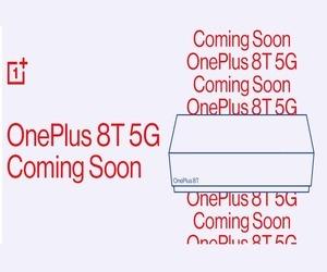 OnePlus 8T قادم قريبًا مع تشويق أمازون للإطلاق