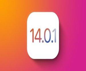 أبل تطلق تحديث iOS 14.0.1