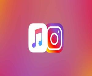 كيفية مشاركة الأغاني من تطبيق آبل ميوزيك في قصص إنست...