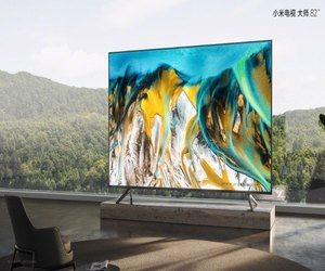شاومي تعلن عن أول جهاز تلفاز بتقنية mini-LED وقياس 8...