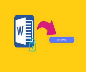 كيف يمكنك حماية ملفات الوورد المهمة بكلمة مرور؟