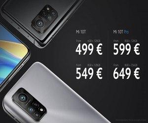 الإعلان رسميًا عن الهاتفين Xiaomi Mi 10T و Xiaomi Mi...