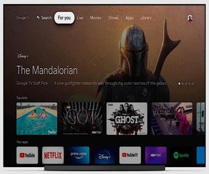 جوجل تعلن واجهة Google TV التي تجلب تجربة جديدة على ...