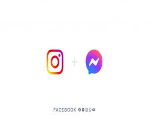 فيس بوك تتيح تبادل الرسائل بين تطبيقي ماسنجر وانستجرام