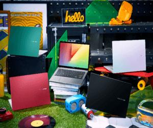 اجعل دراستك مليئة بالألوان مع عروض (VivoBook S14 (S4...