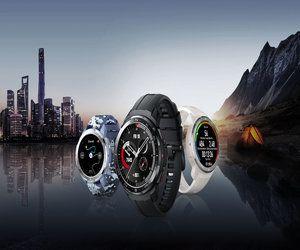 النظرة الأولى على ساعة HONOR Watch GS Pro