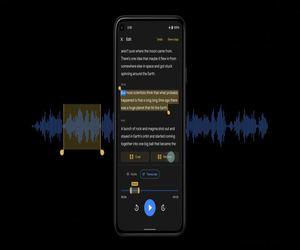 تطبيق Recorder على هواتف بكسل أصبح يتيح تحرير الصوت