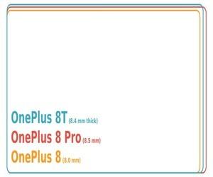 الهاتف OnePlus 8T سيكون أطول وأوسع على الرغم من قدوم...