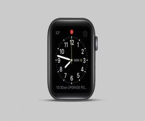 ما سبب ظهور النقطة الحمراء في ساعة أبل الذكية