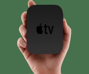 آبل تطور منصة Apple TV مزودة بشرائح A12 و A14