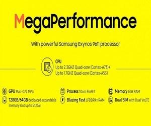 أمازون تكشف عن تصميم ومواصفات الهاتف Galaxy M31 Prim...
