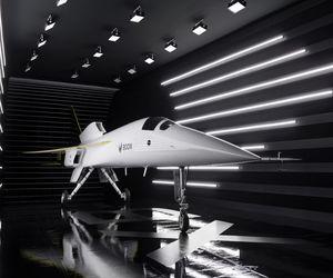 XB-1 .. نموذج أولي لطائرة تجارية تفوق سرعة الصوت