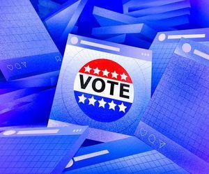 فيسبوك تحظر الإعلانات السياسية الأمريكية بعد الانتخابات