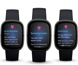 Fitbit تتفوق على ابل وسامسونج في دعم ساعة Sense بميز...