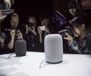 قد يتم الإعلان عن مكبر الصوت الذكي HomePod Mini في ا...