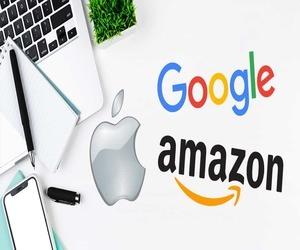 كيف كانت تبدو مواقع الويب لآبل وجوجل وأمازون في عام ...
