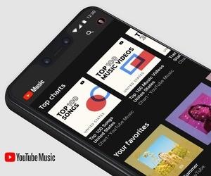 YouTube Music تعمل بسهولة عبر جهاز التلفاز