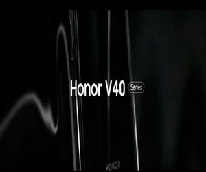 إعلان تشويقي يؤكد على بدء تطوير سلسلة هواتف V40 المر...