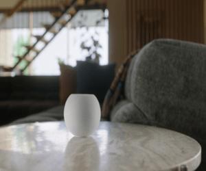 ابل تكشف عن مكبرات HomePod mini الصوتية بتصميم كروي ...