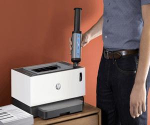 شركة HP تطرح مجموعة طابعات Neverstop Laser كأول طابع...