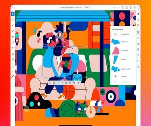 Adobe Illustrator متوفر الآنلجهاز آيباد