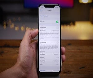 iOS 14: كيفية استخدام عنوان MAC الخاص بشبكة Wi-Fi عل...