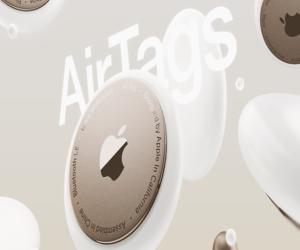 ملحقات تعقب AirTags سيتم طرحها قريبًا بحجمين مختلفين