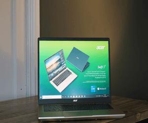 Acer Swift 3X أول أجهزة الحاسب المحمول المميزة بكرت ...