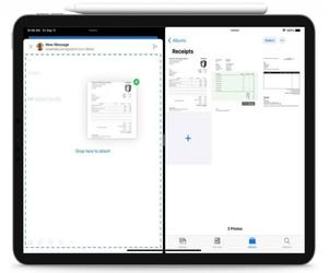 تطبيق Outlook لأجهزة الآيباد يحصل على الدعم لخاصية س...